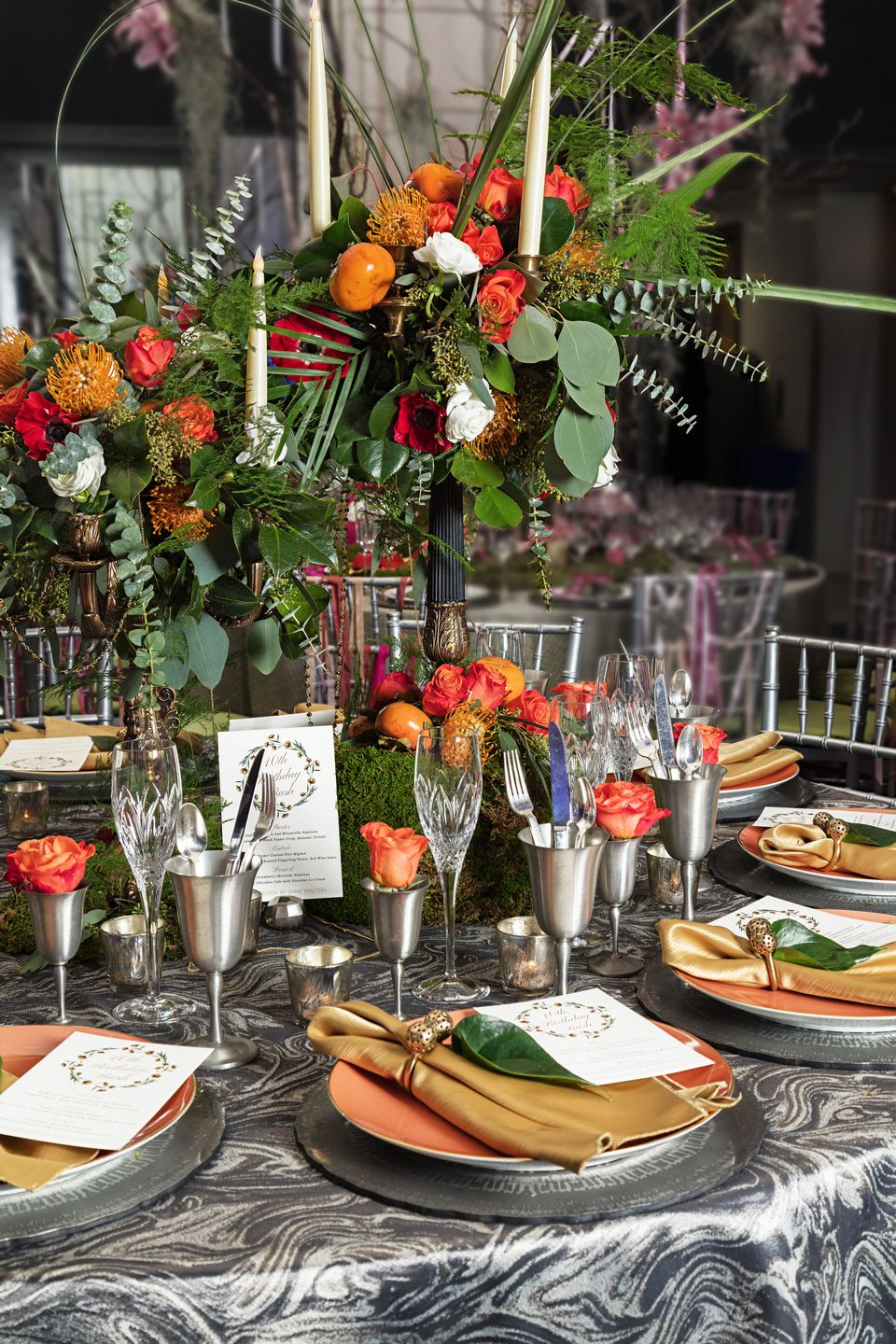Floral Art & Event Design in Tribeca DownTown, NY & Summit, NJ