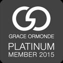 Grace ormonde Platinum member 2015