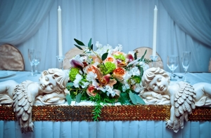 Wedding flowers: what bouquets are given to the newlyweds