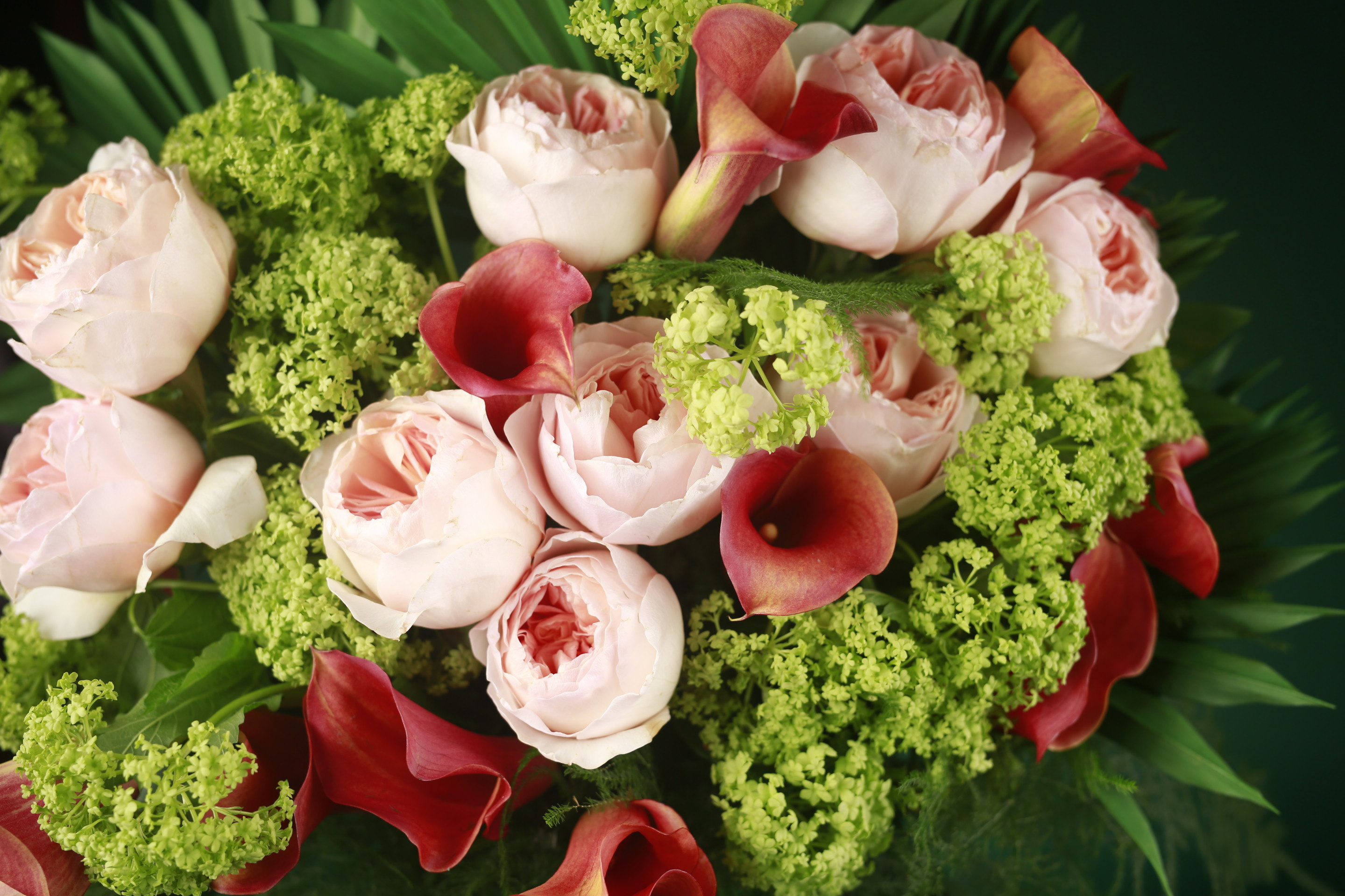 Fresh bouquet for a customer from Manhattan in NY, Manhattan, Gramercy, Nomad
